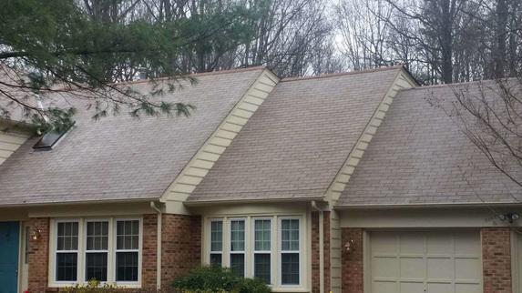 Roof Cleaning Cost In Gainesville Manassas Haymarket